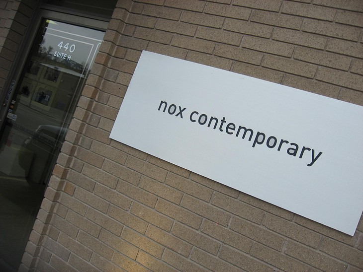 Nox Contemporary: 3/16/12