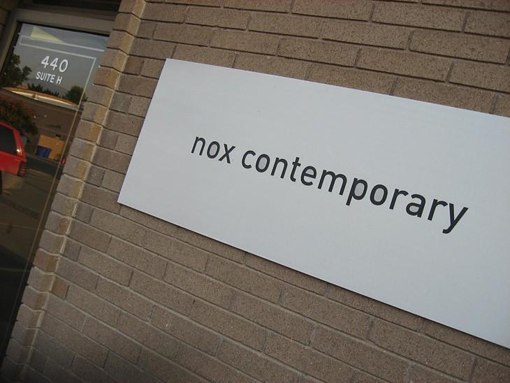 Nox Contemporary: 9/21/12