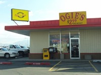 Ogie's Cafe in Salt Lake City