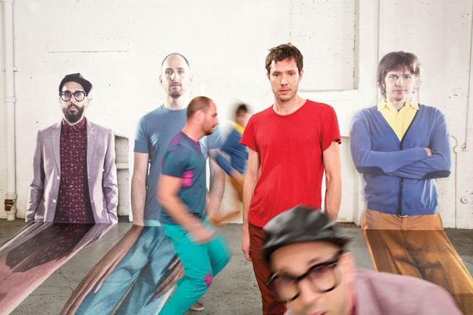 OK Go - GUS POWELL