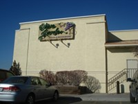 Olive Garden Restaurant in Salt Lake City