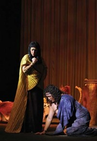 Opera | Northern Highlights: Utah Festival Opera's current season offers great voices and plenty of bathroom time