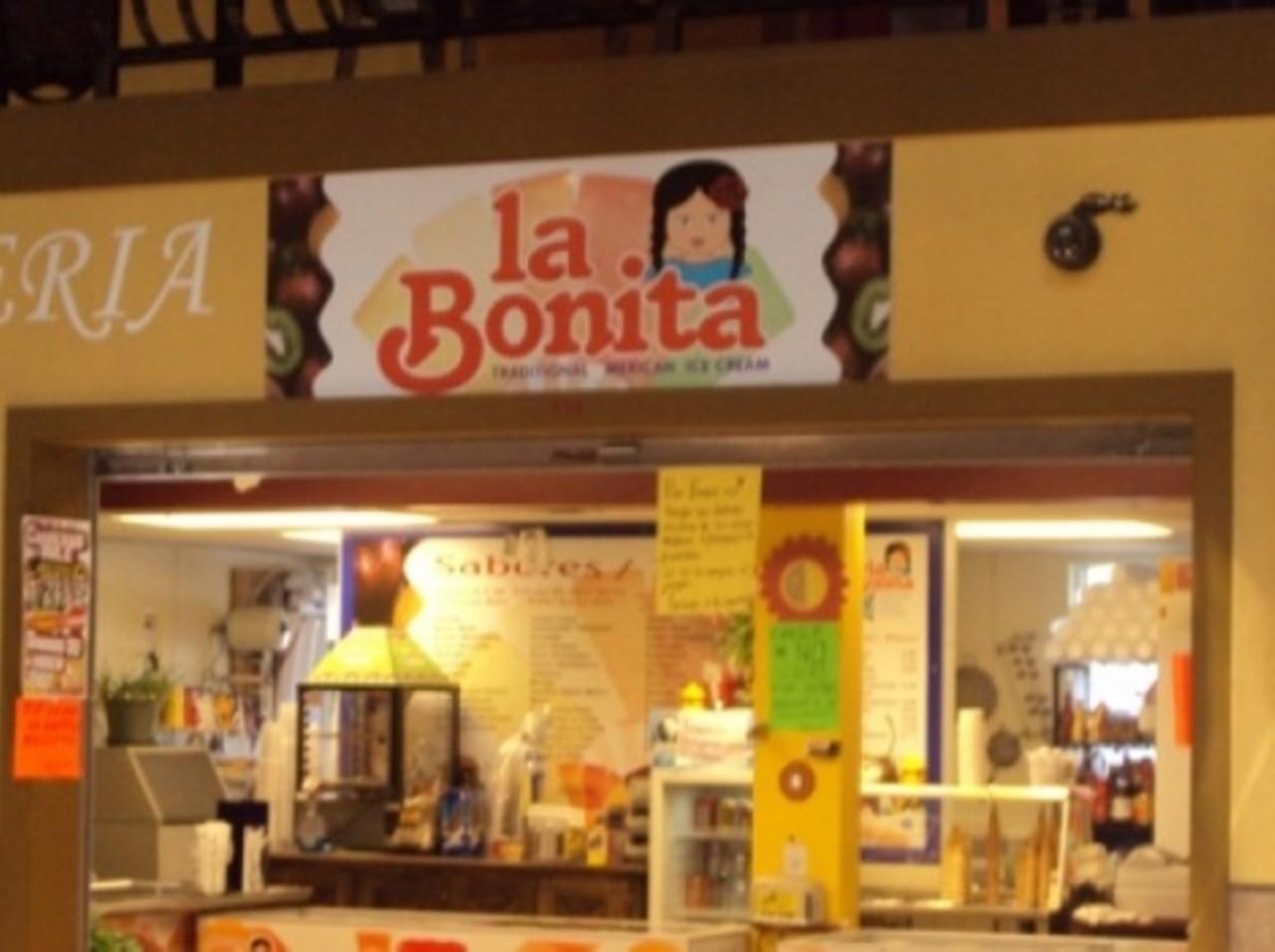 Paleteria La Bonita Slc West Side Mexican Restaurants