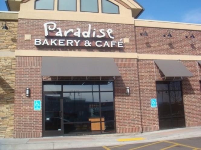 Paradise Cafe Menu Sandy Ut