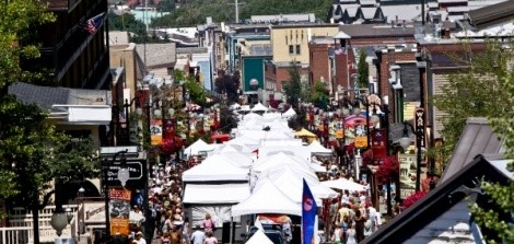 Park City Kimball Arts Festival - ERIK DAENITZ
