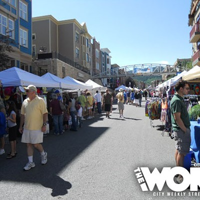 Park Silly Market by The Word (7.10.11)