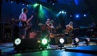 Photo Pass: String Cheese Incident at Deer Valley Resort