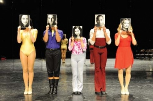 Pioneer Theater Co.'s A Chorus Line - COURTESY OF PIONEER THEATRE CO.