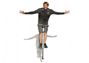 Pogo Stick Workout
