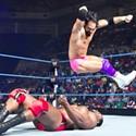 Pro Wrestler Damien Sandow