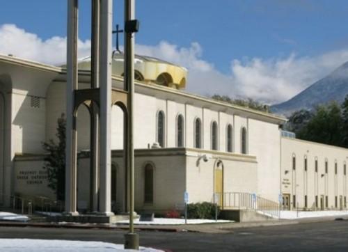 Prophet Elias Greek Orthodox Church - JOSH LOFTIN