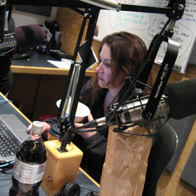 Radio From Hell: 3/25/10
