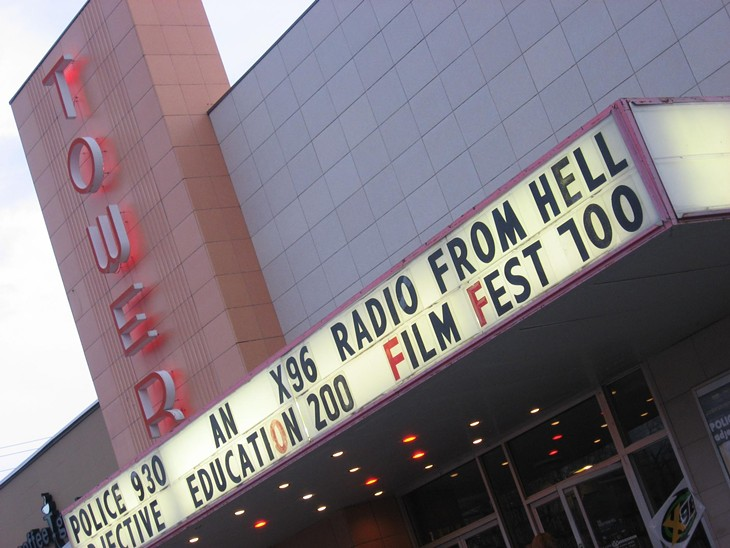 Radio From Hell Film Festival: 2/17/10