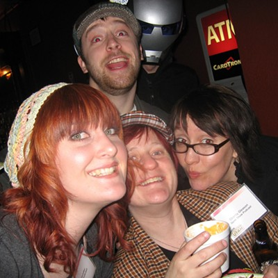 "Random Shots Of ""Best Of Utah"" Party"