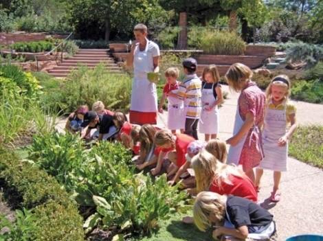 Red Butte Garden Day Camp