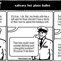 Red Meat: Salivary Hot Plate Ballet