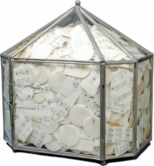 """Reliquary for a Host of Broken Hymns"" - FRANK MCENTIRE"