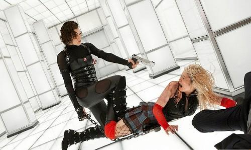 Resident Evil: Retribution - SCREEN GEMS
