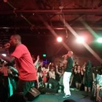 Review: Dead Prez at Urban Lounge