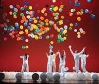 Ririe-Woodbury Dance Company: <em>Circle Cycle</em>