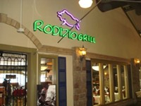 Rodizio Grill and Restaurant in downtown Salt Lake City