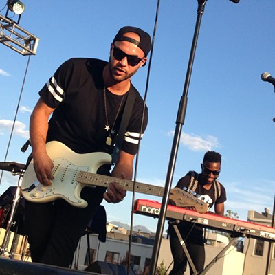 Rooftop Concert Series: 8/1/14