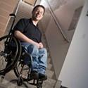 University Union Lacks Wheelchair Access