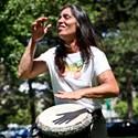 Liberty Park Drum Circle