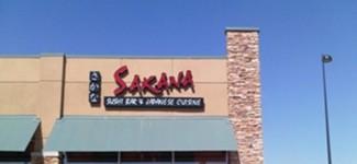 Sakana Sushi Bar & Japanese Cuisine