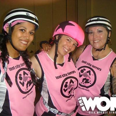 Salt City Derby Girls Bout 7.10.10