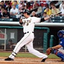 Salt Lake Bees Slugger Has a Swing with Sting