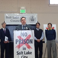 SLC Council and Mayor Defiantly Oppose Prison Relocation in SLC
