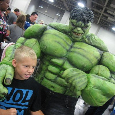 Salt Lake Comic Con 2013: 9/7/13