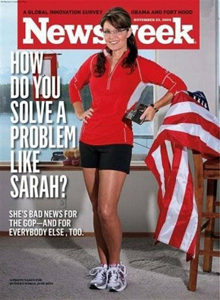 Sarah Palin - NEWSWEEK