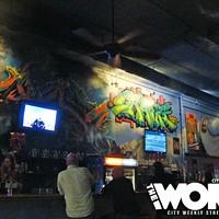 Saturday Night at Graffiti Lounge (1.29.11)