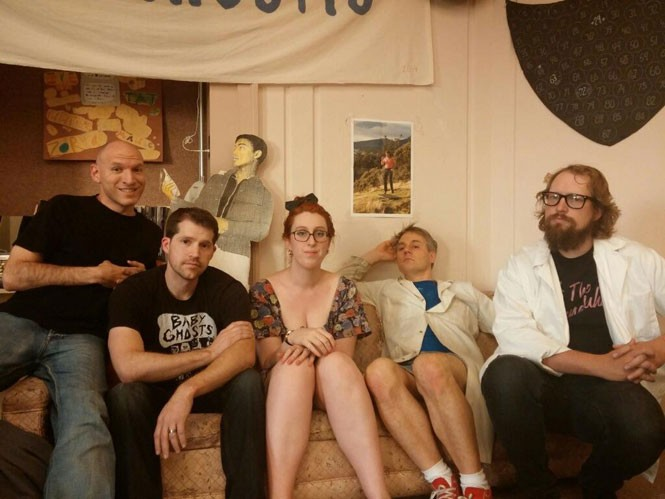 Secret Abilities at Dub Narcotic Studio with Calvin Johnson