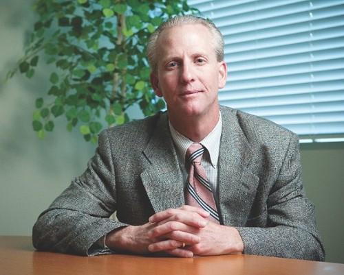 Senate President Wayne Niederhauser