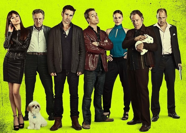 Seven Psychopaths - CBS FILMS