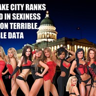 Shitty Clickbait: Website Claims SLC Ranks 2nd in Sexiness
