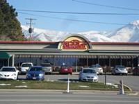 Sizzler Restaurant in Salt Lake City