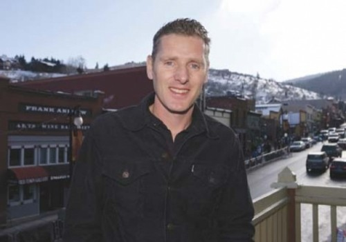 Slamdance co-founder Peter Baxter