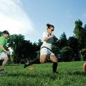 Sports   Kickin' It Old School: Adult kickball leagues relive the days of recess'only with beer