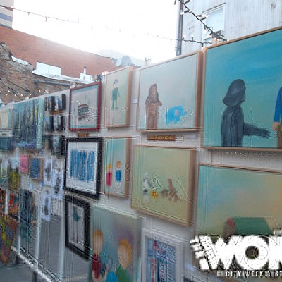 Spring Art Adoption (5.12.12)