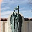 Springville Museum of Art Sculpture Garden Dedication