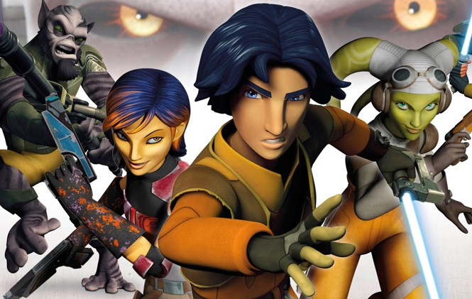 Star Wars: Spark of Rebellion (Disney)