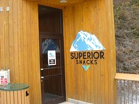 Superior Snacks at Snowbird