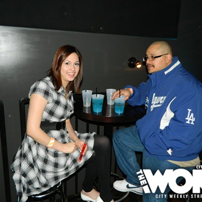 T-Pain at The Complex (2.23.12)
