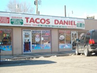 Tacos Daniel Restaurant in Salt Lake City