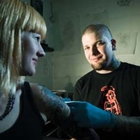 Tattoos   Gallery on Skin: Salt Lake City's tattoo convention is a showcase for the human canvas