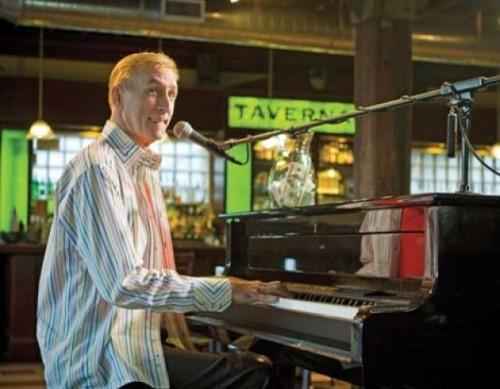 Tavernacle's Kirk Garrett - JOHN TAYLOR